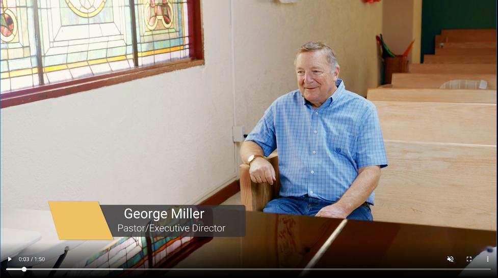 Meet Pastor George
