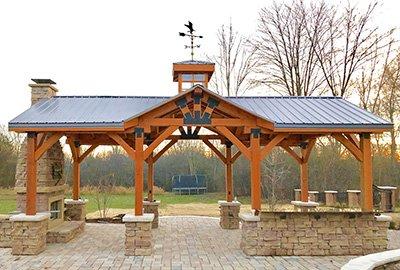 Andrea's Cupola Pavilion