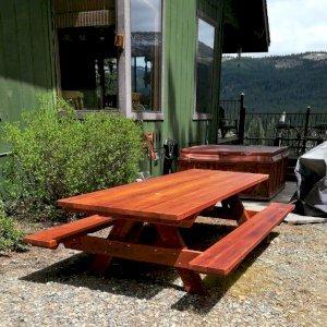 Custom Picnic Tables