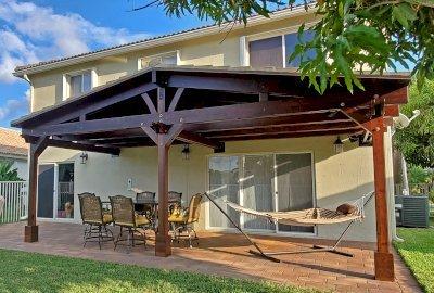 Forever Porch Pavilion