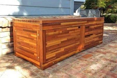 Holbrook Storage Bench