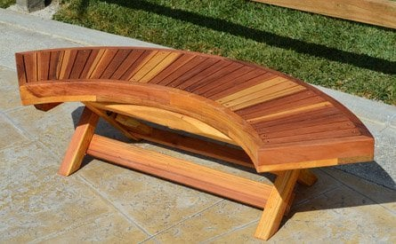 Kid's Arc Folding Benches