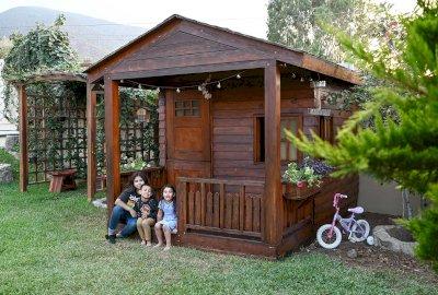 The Backyard Cabin