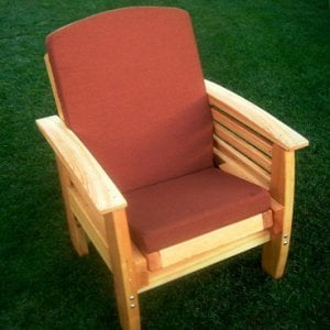 Recliner Cushion (Options: Easychair, Custom Color).