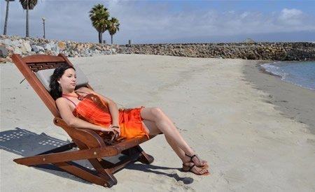 Rio Hammock Wooden Chair