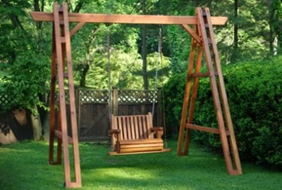 Rory's Armchair Swing Sets
