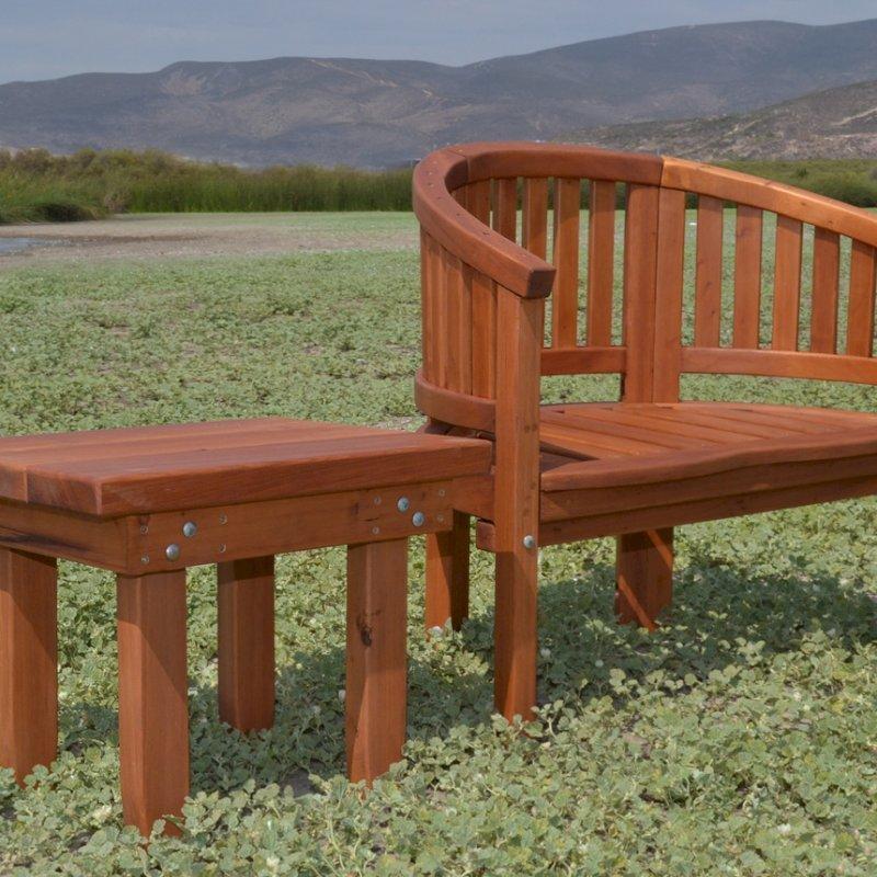 Rectangular Side Table (Options: 24