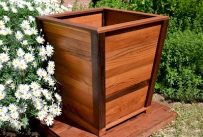 Tapered Planters