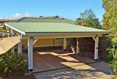 The Big Timber Carport Pavilion