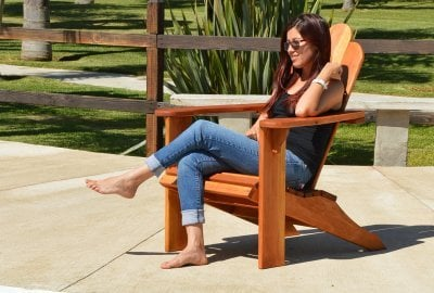The Classic Adirondack Chairs