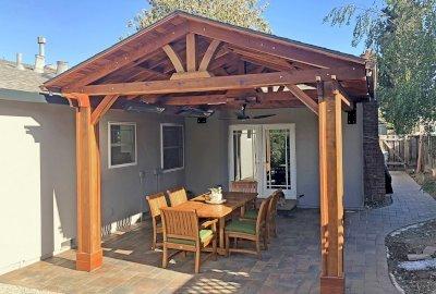 The Del Norte Porch Pavilion