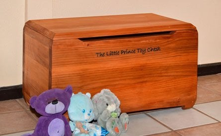 The Little Prince Toy Chest