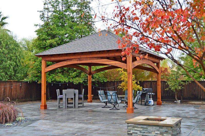 The Loreto Pavilion