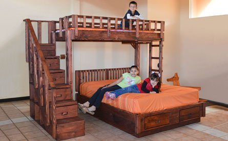 The Stairway Bunk Sets