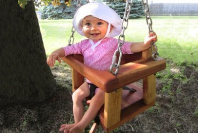 Toddler Swing Seats