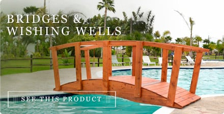 Bridges & Wishing Wells
