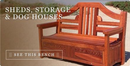 Sheds, Storage & Pets Furniture