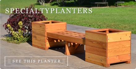 Specialty Planters