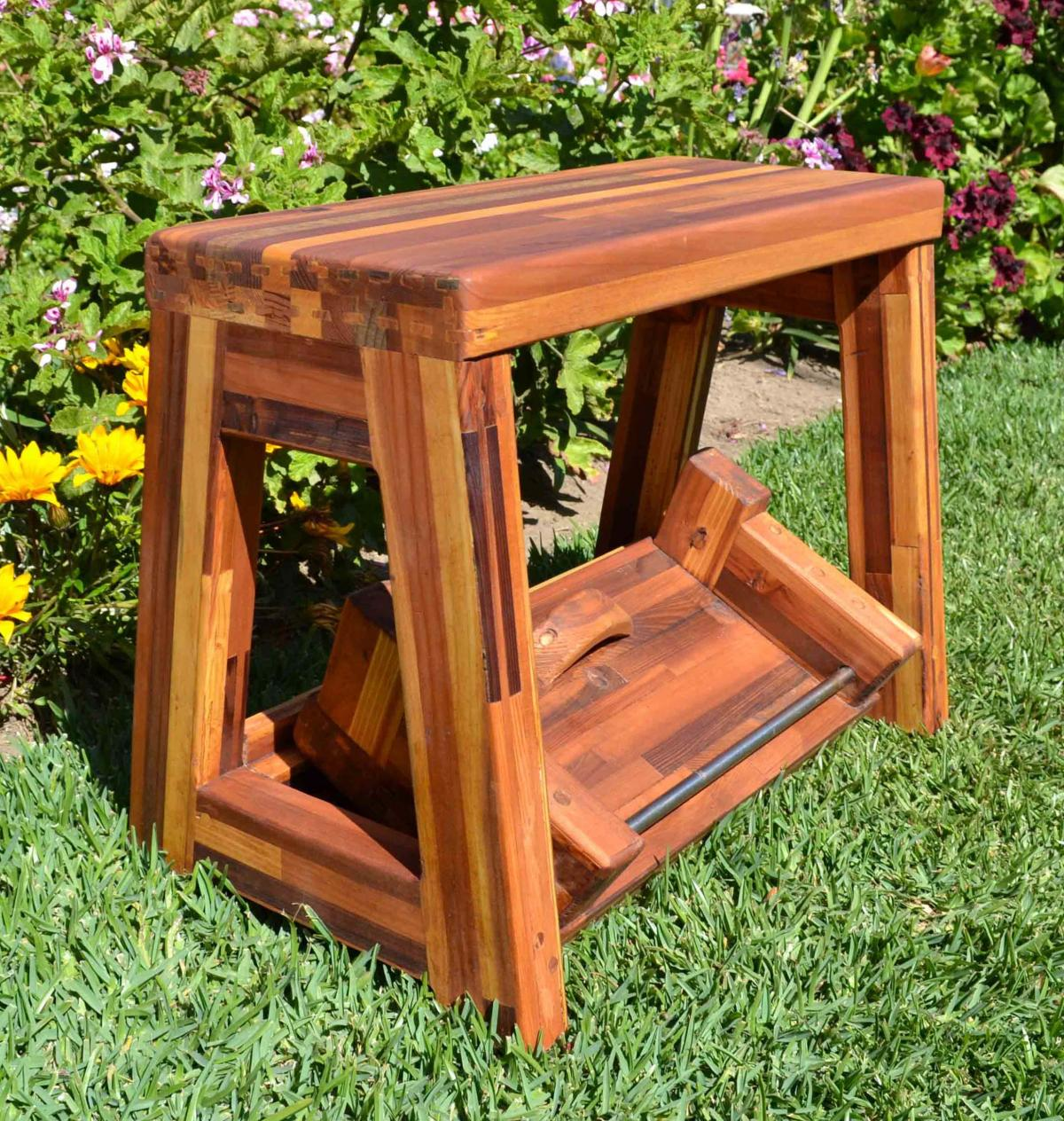 Swell 2 Step Wood Stool Pdpeps Interior Chair Design Pdpepsorg