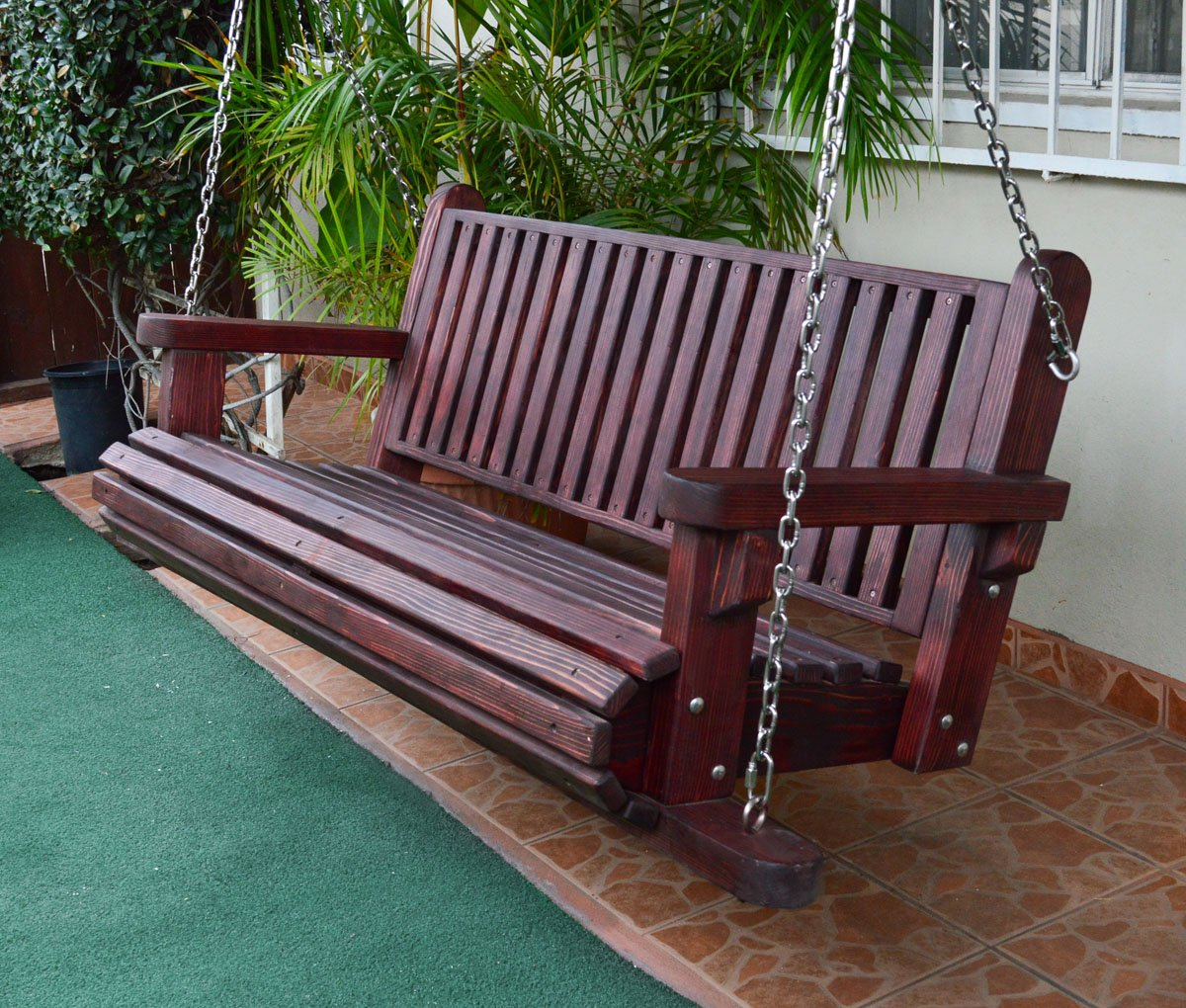 Swings Design: Bench Swings (Seats Only). Built To Last Decades