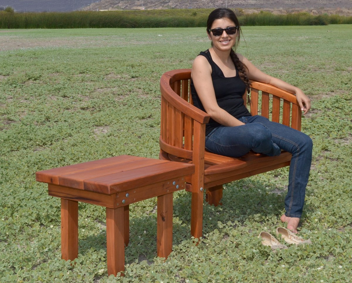 Exceptionnel Janeu0027s Key West Semi Circle Chair