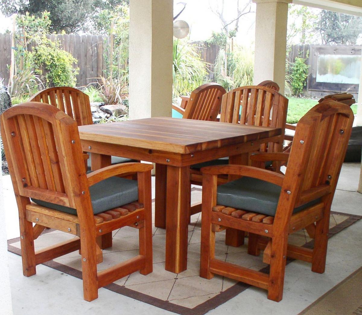 Square Patio Tables