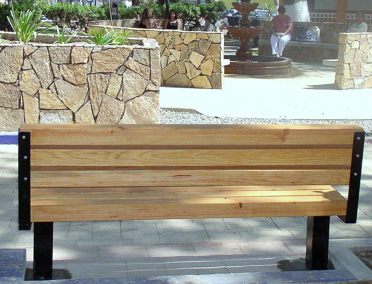 Enjoyable Veterans Wood Bench Uwap Interior Chair Design Uwaporg