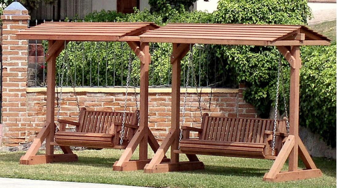 garden bench sizes comparison