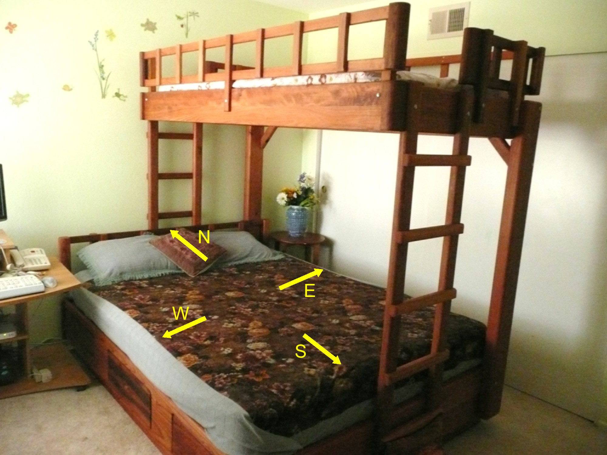 Design Loft Bed Queen Size wooden bunk beds forever redwood photo shows headboard option