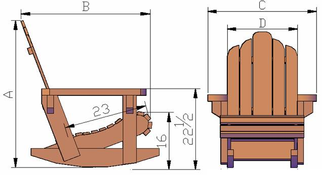 wood project ideas free access adirondack chair plans redwood