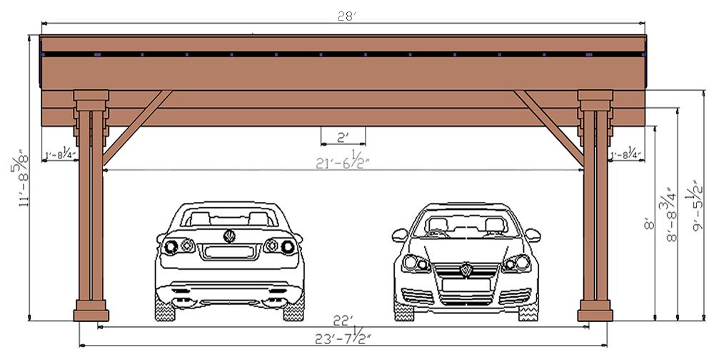 Standard Car Length Universalcouncil Info