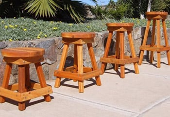 Backless Bar Stools