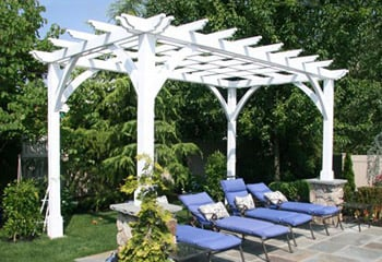 Cherry Hill Pergolas