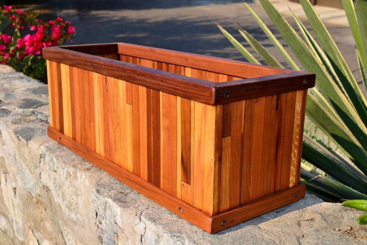 Wood Window Planter Boxes Window Box Planters