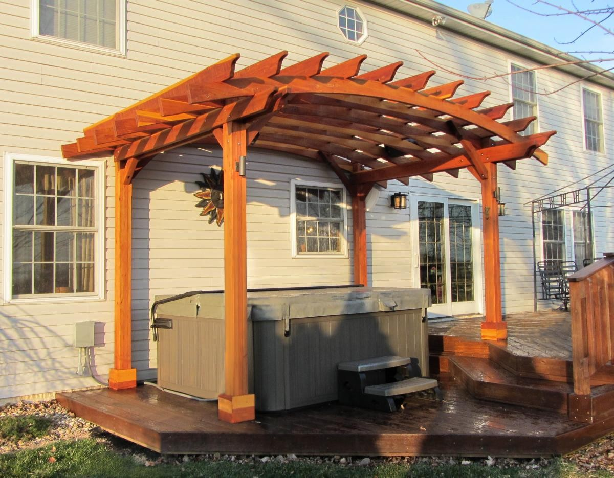 Arched Pergola Plans 8 X Gable Shed Ez Build Kits