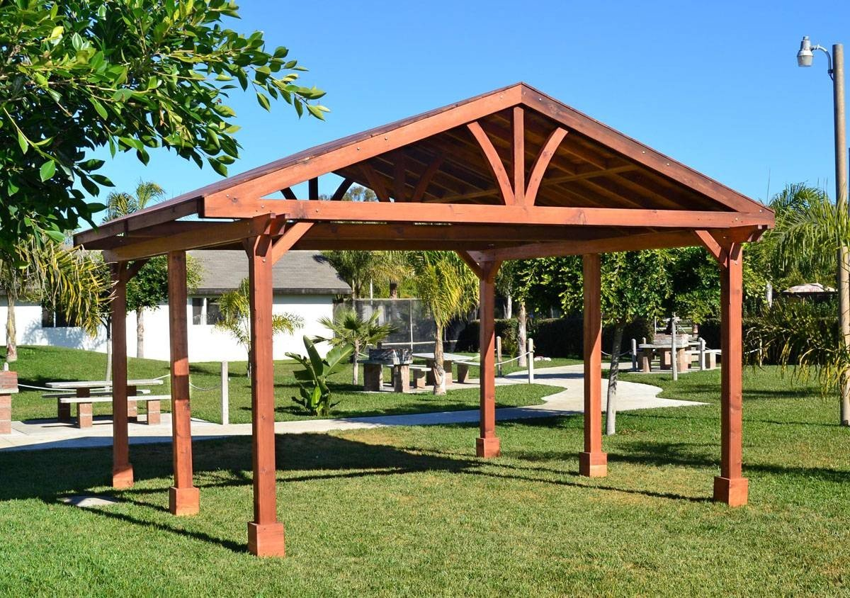 outdoor pavilion kits quotes
