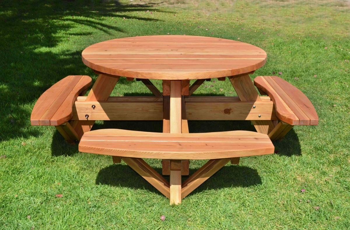 Woodwork Round Pub Bench Plans Pdf Plans