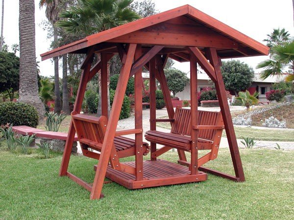 plans to build a wooden garden bench | Woodworking Community Projects