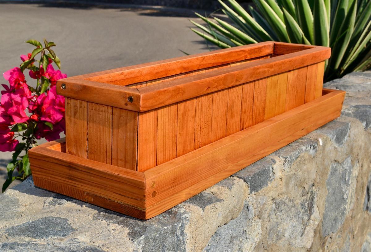 Window Box Planter Trays
