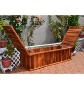 Traditional Storage Benches