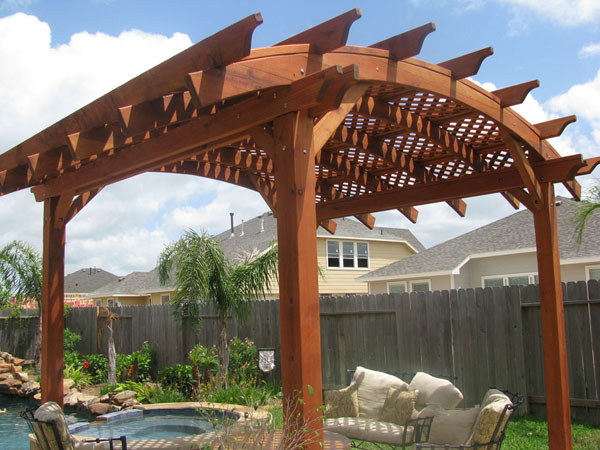 Arched Arbor Plans Free