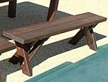 Tradition Picnic Bench