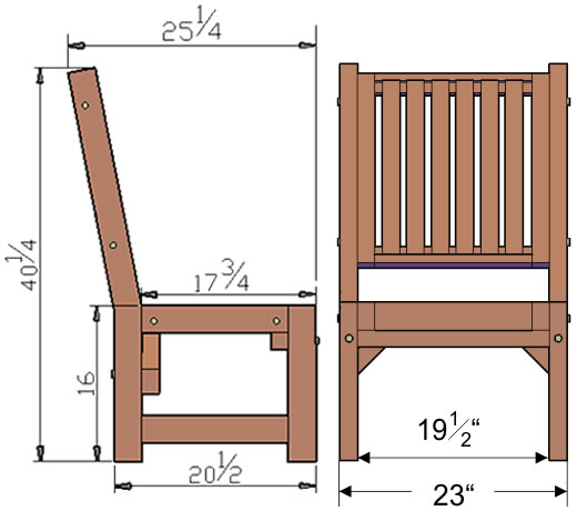 Wooden Folding Chair Dimensions National Public Seating